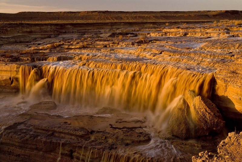 Grand Falls Of Arizona