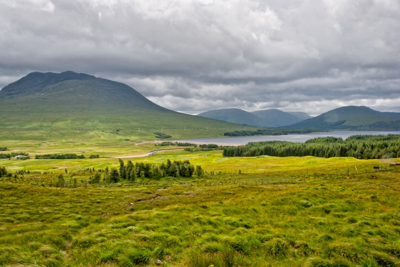 Along The 91 Mile Tour – Scotland