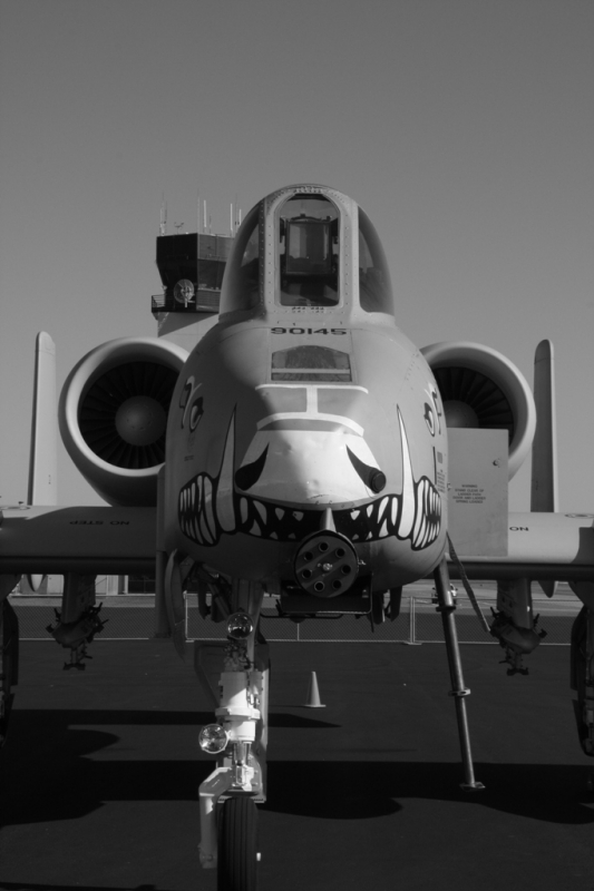 Tank Buster A-10