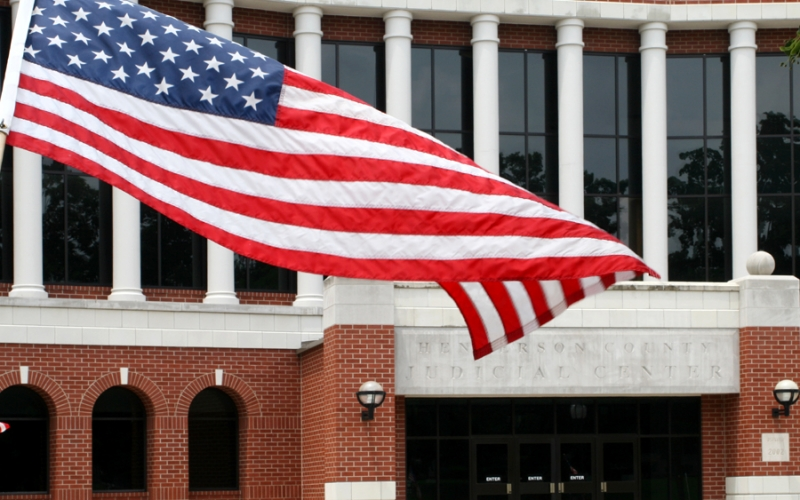 Courthouse Flag
