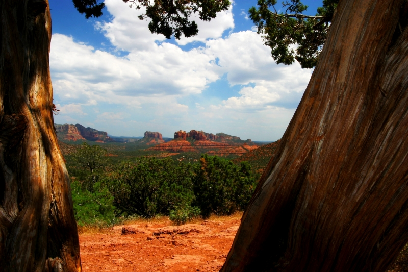 Framing Sedona