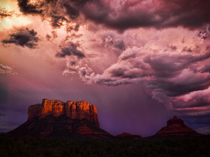 Sedona Courthouse, Arizona