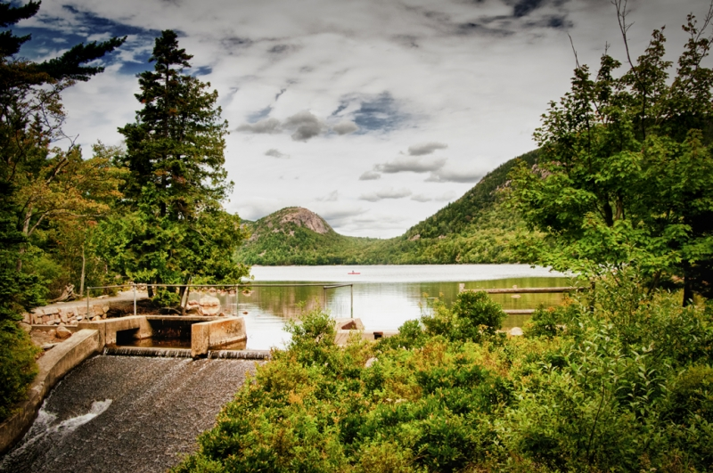 Jordan Pond – Acadia National Park