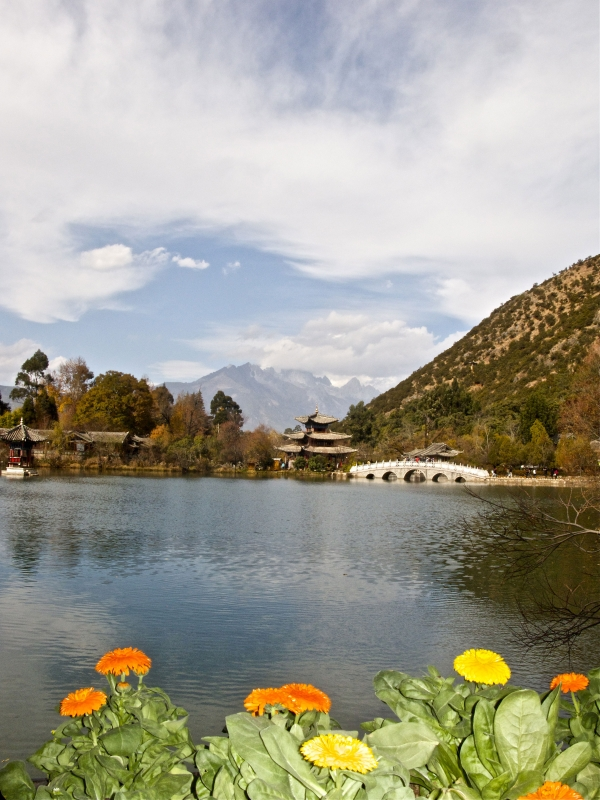 Black Dragon Pond, Lijiang