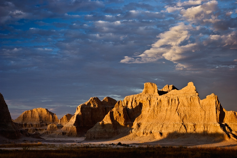 Badlands – Clearing Storm At Sunset #2