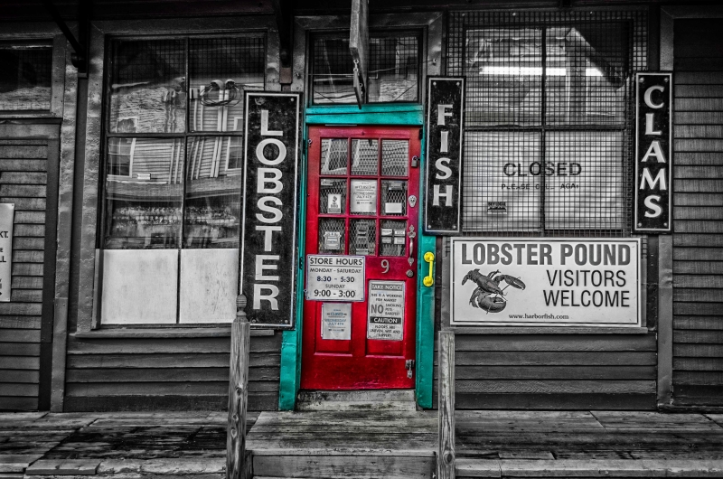 Lobstah On The Wharf