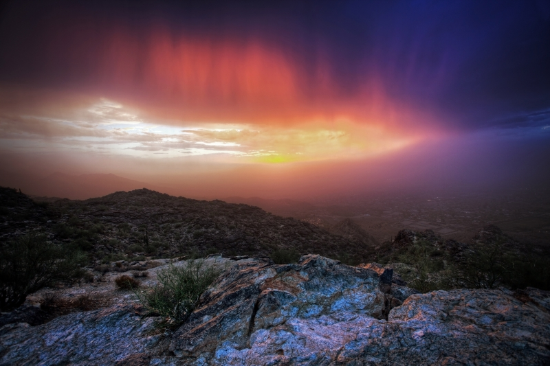 South Mountain Storm