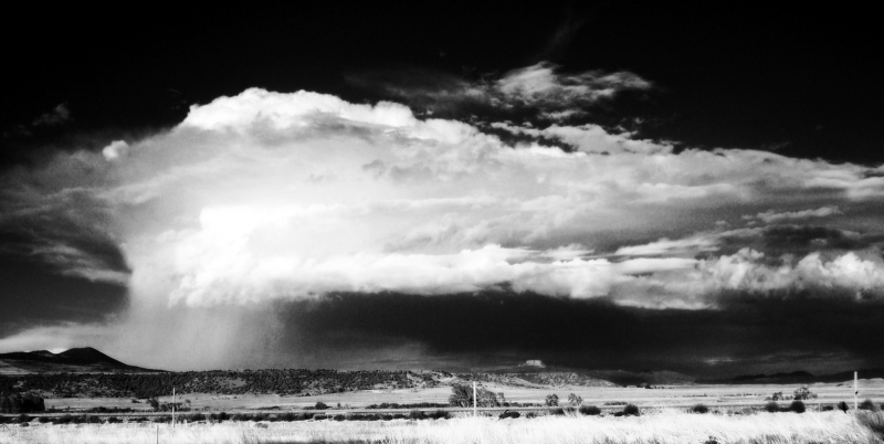 Northern New Mexico Storm