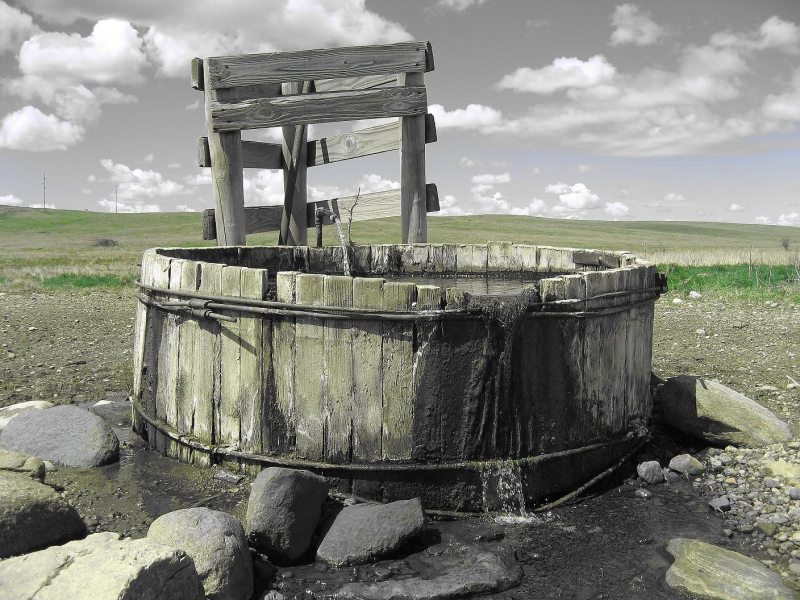 Artesian Well