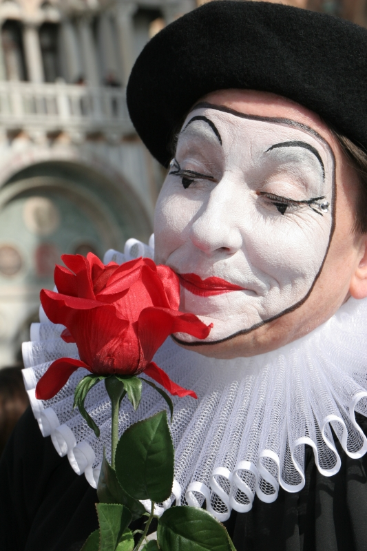 Carnivale Mime