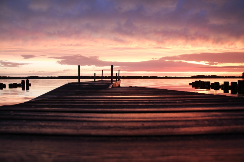 The Dock…