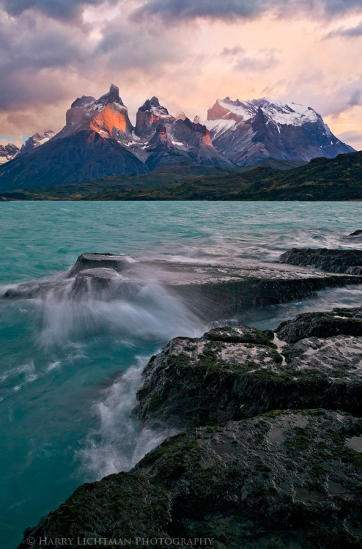 Water World – Patagonia