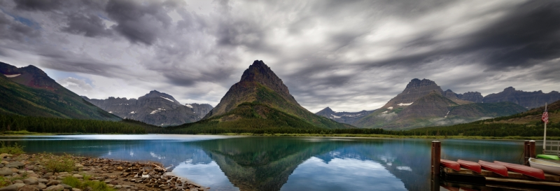 Swiftcurrent Pano