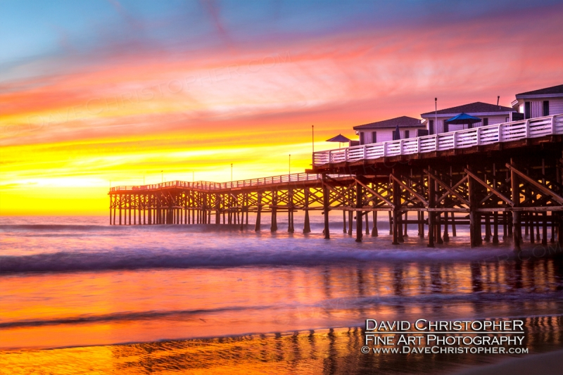 Pacific Beach Landscape Photography – David Christopher