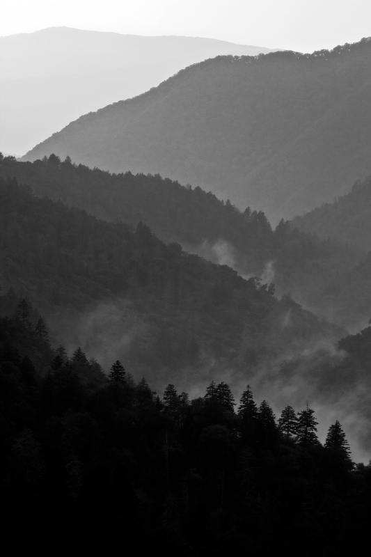 Great Smokey Mountain Layers
