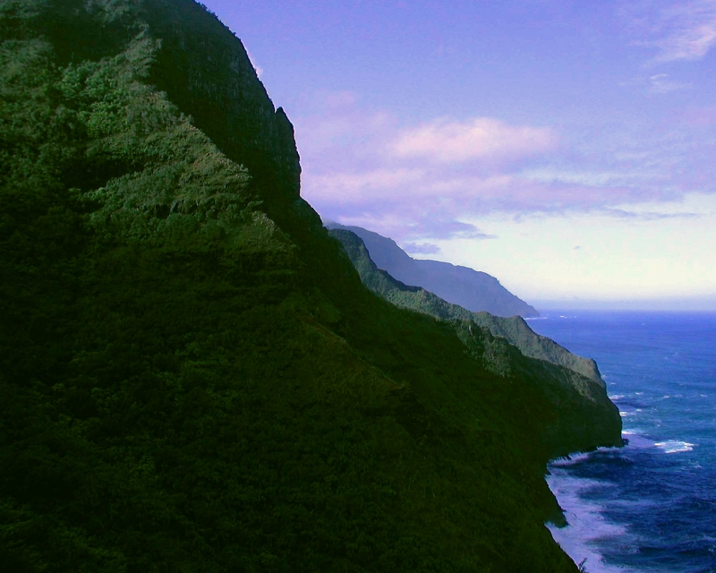 My Hike On The Napali Coast