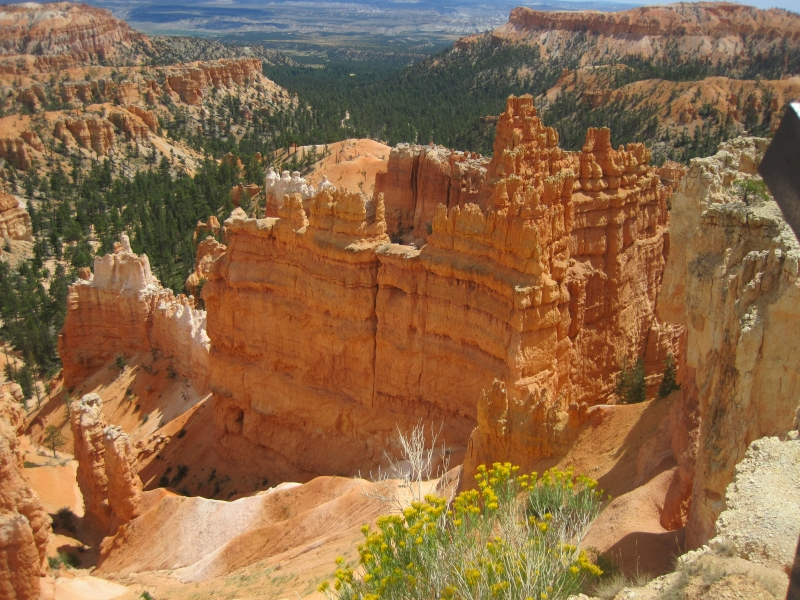 Great Day In Bryce Canyon