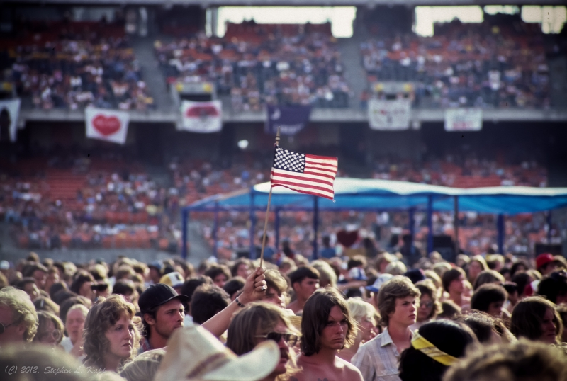 Day On The Green – July 4, 1981