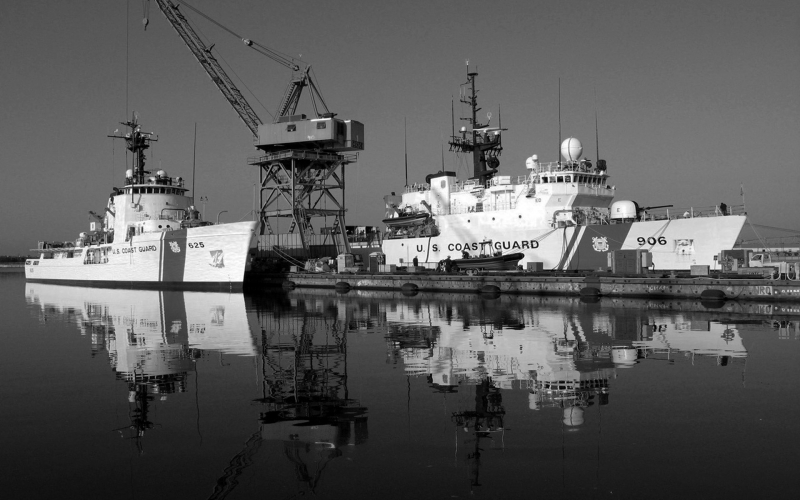 Coast Guard Cutters
