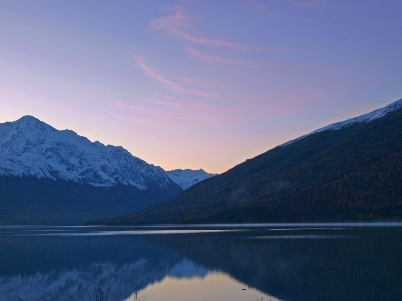 Before Sunrise – Eklutna Lake