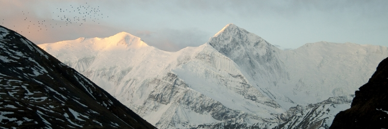 Annapurna Massif Awakened