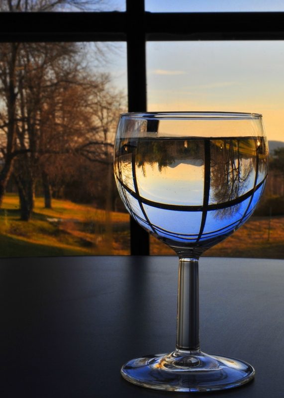 Landscape In A Glass