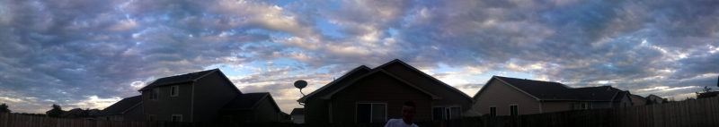 Summer Sunsets In Colorado