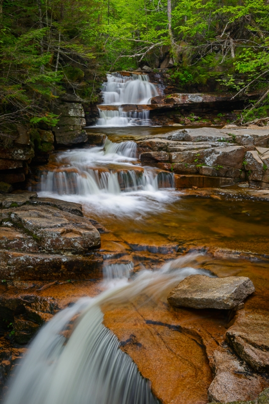 Coliseum Falls New Hampshire