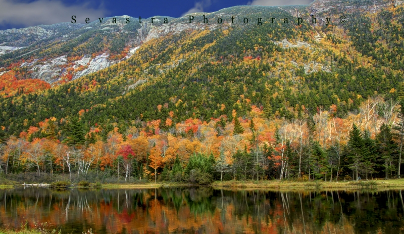 Reflections Of Crawford Notch