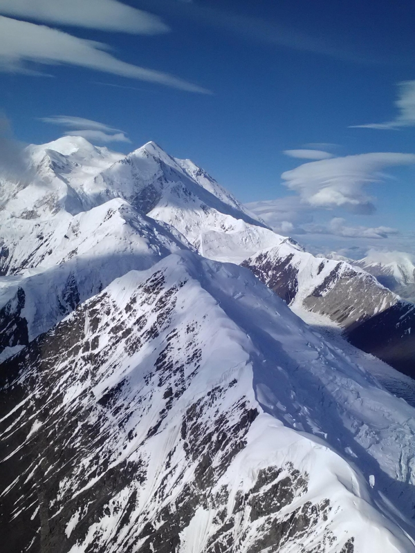 East Ridge Denali