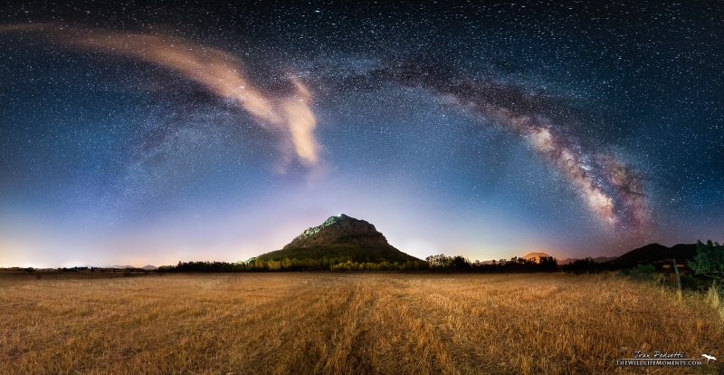 Milky Way Castle