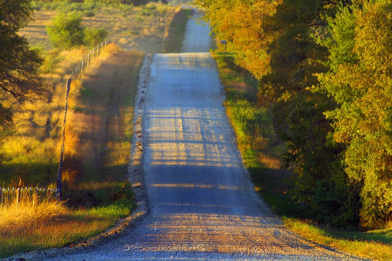Hill Country Backroads