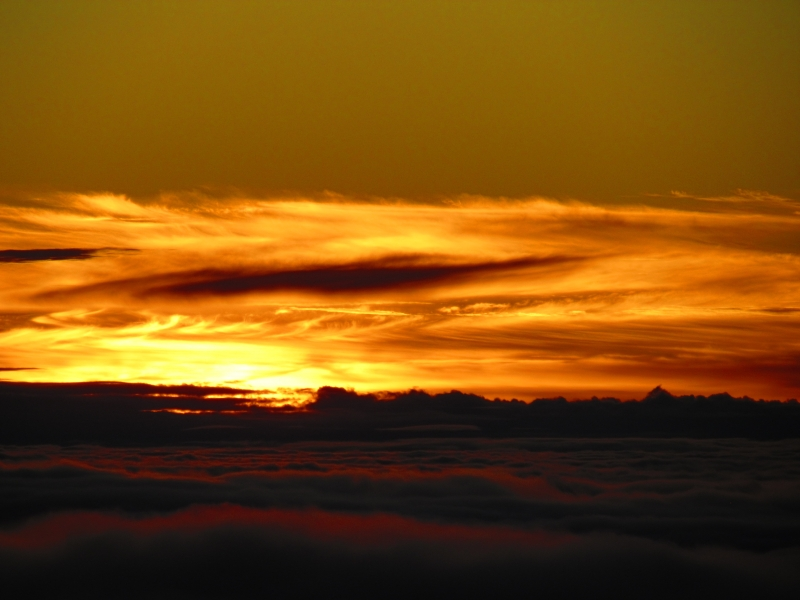 Haleakala Crater Sunrise 3