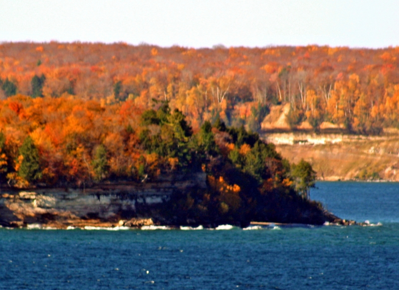 Grand Islands On Lake Superior