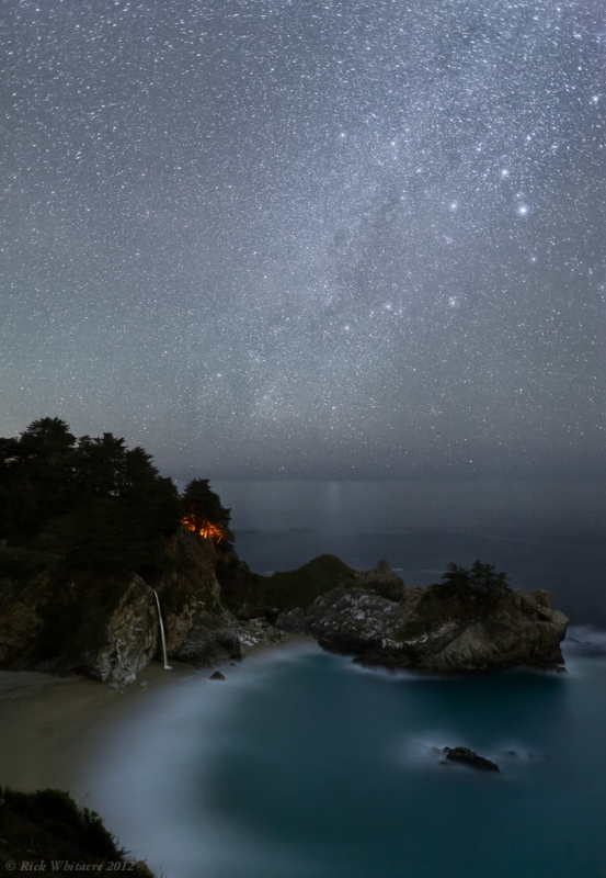 Camping Under The Stars – Mcway Falls