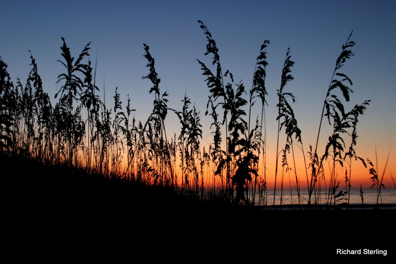Sunrise At Cape Hatteras
