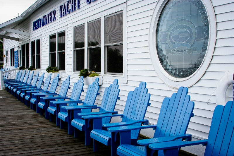 Pentwater Deck Chairs