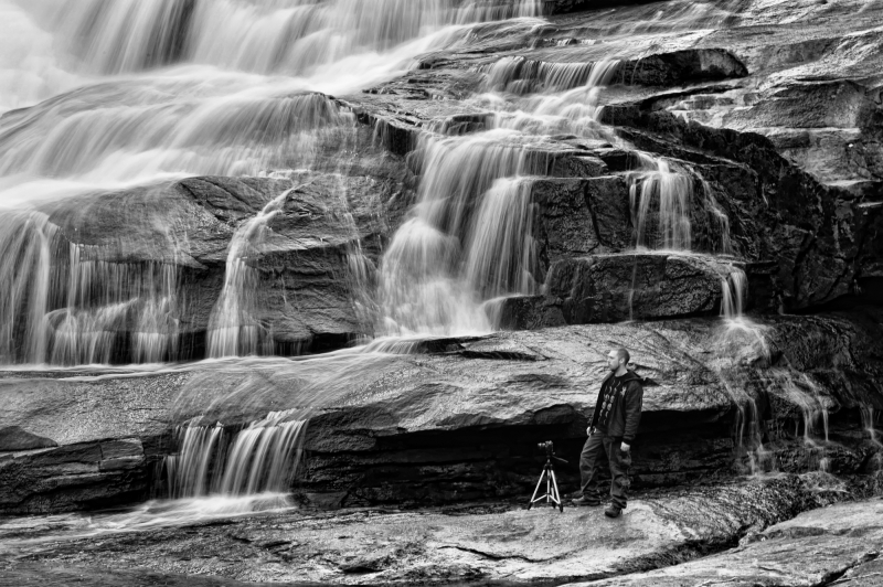 Triple Falls Photographer