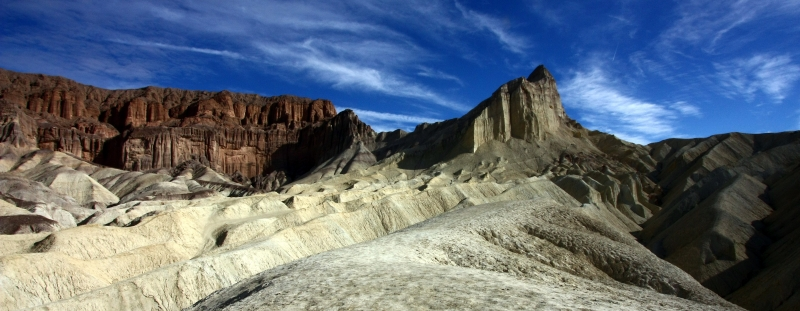 Manly Beacon, Death Valley