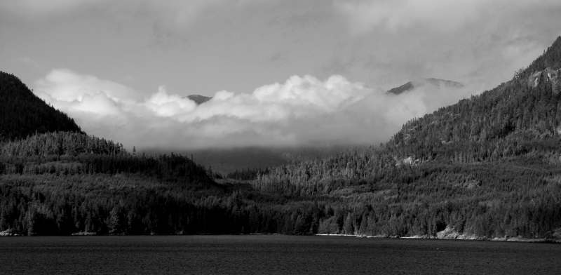 Inside Passage British Columbia, Canada