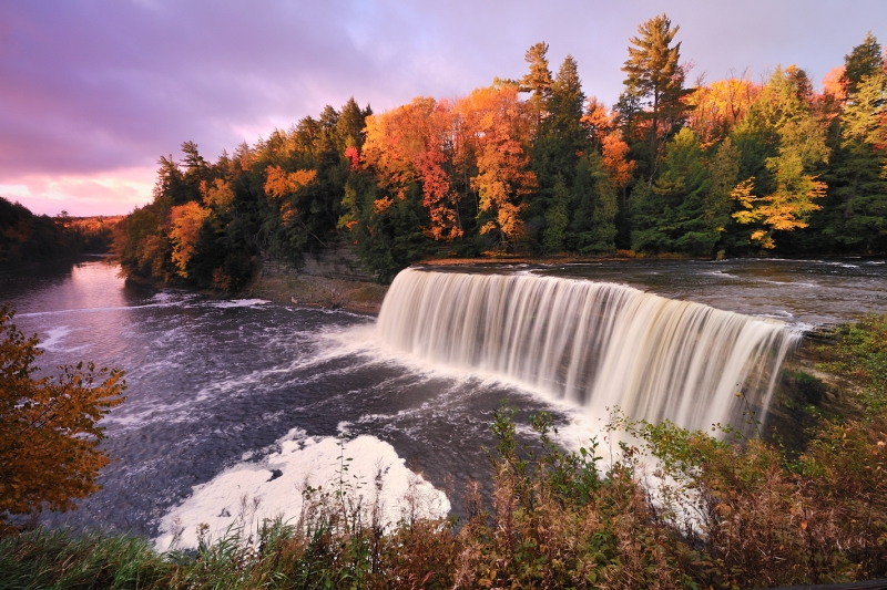 Tahquamenon Sunrise