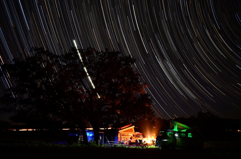 Camping With The Stars