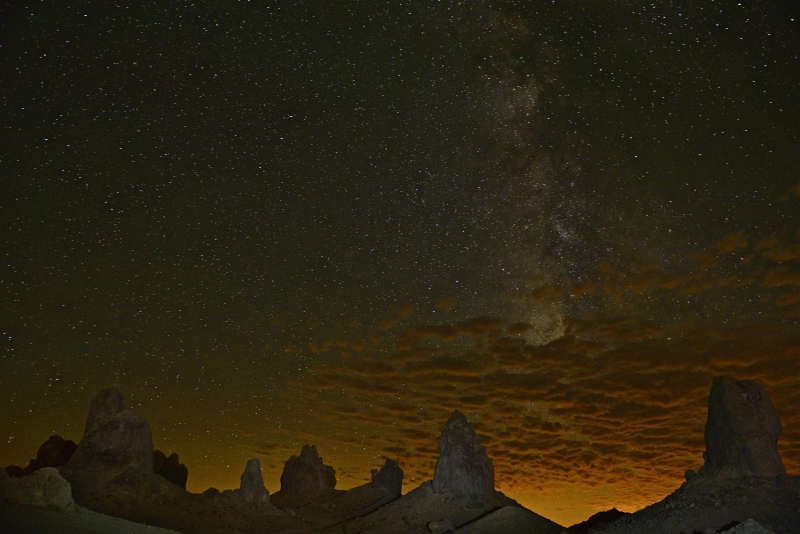Trona Pinnacles Symphony