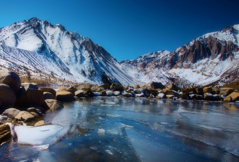 Convict Lake Revisited