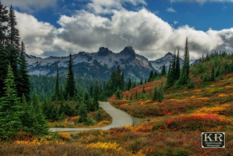 Tatoosh Autumn