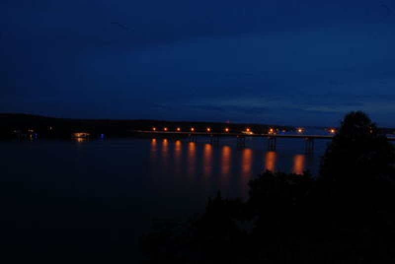 Bridge Across Lake Of The Ozarks