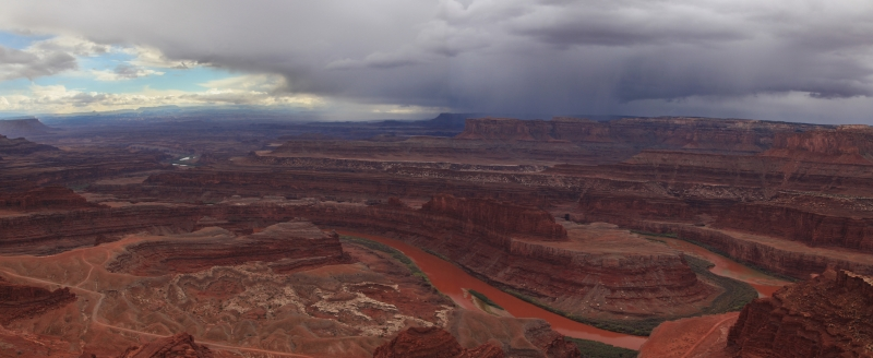 Storm Over Dead Horse Point