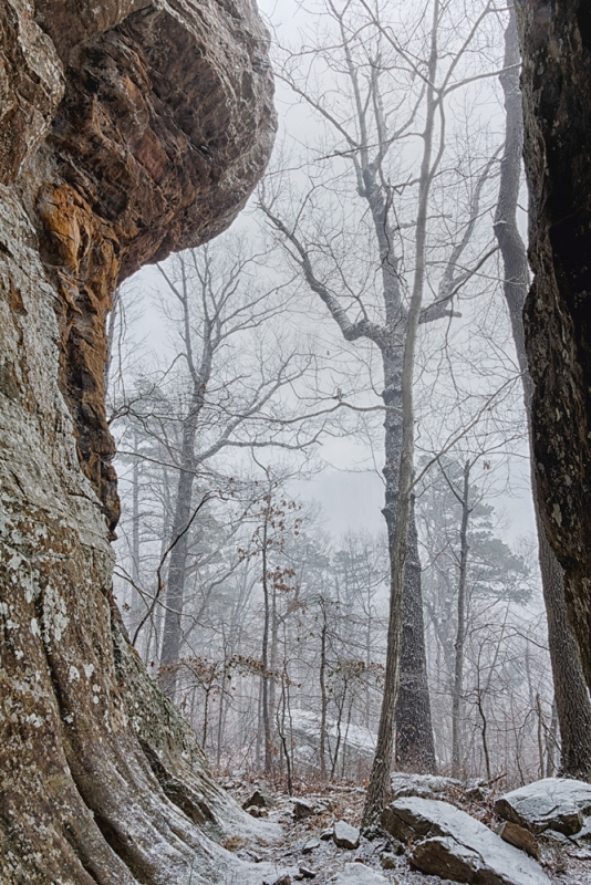 Wintertime In The Ozarks
