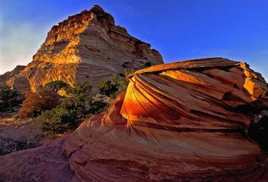 Stone And Silence -south Unit / Coyote Buttes