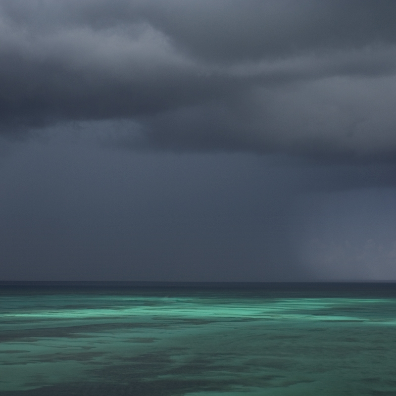 Storm In The Caribbean